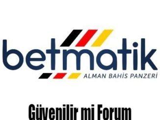 Betmatik Güvenilir mi Forum