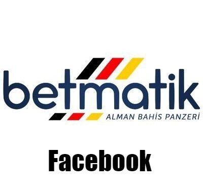 Betmatik Facebook