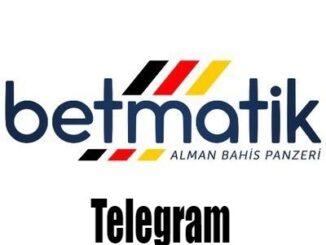 Betmatik Telegram
