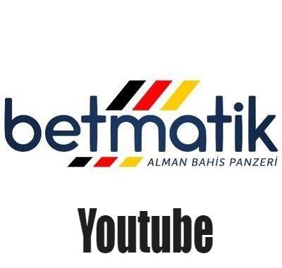 Betmatik Youtube