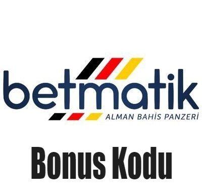 Betmatik Bonus Kodu