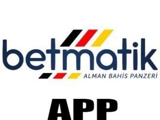 Betmatik App