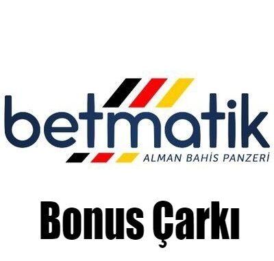 Betmatik Bonus Çarkı