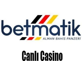 Betmatik Canlı Casino